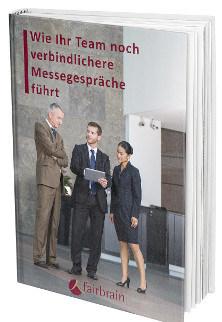 Messe Infotainer und Moderator für Profis.